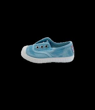 Cienta Cienta : Sneaker Azul Lago