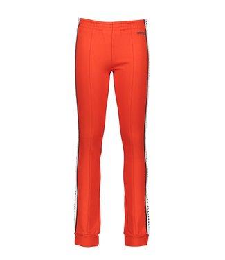 Elle Chic Elle Chic : Rode stoffen broek