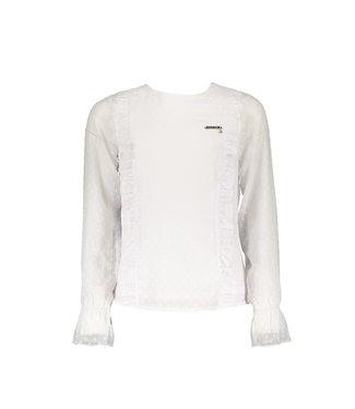 Elle Chic Elle Chic : Witte blouse