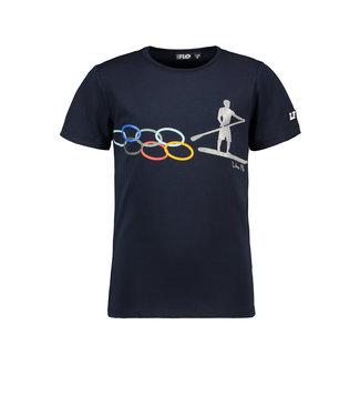 Like Flo Like Flo : Blauwe T-shirt