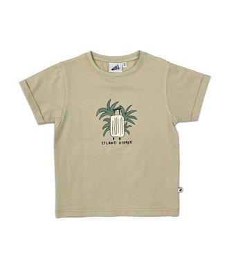 Cos I Said So Cos I Said So : T-shirt Island Hopper Alfalfa