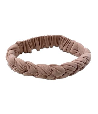 Cos I Said So Cos I Said So : Braided Headband Sepia rose