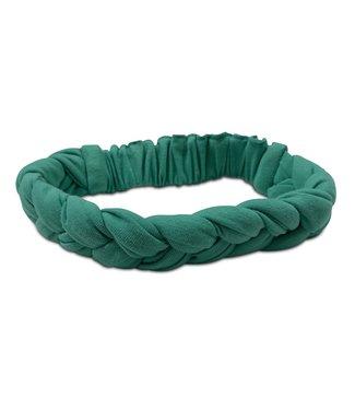 Cos I Said So Cos I Said So : Braided Headband Marine green