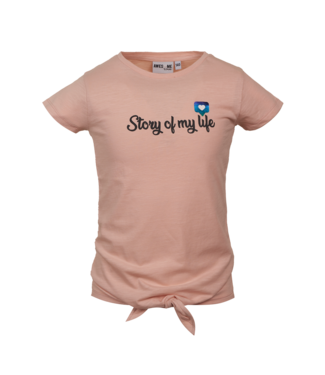 Someone Someone : T-shirt Social (Old pink)