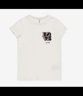 Only Kids Only Kids : T-shirt Kita (White)