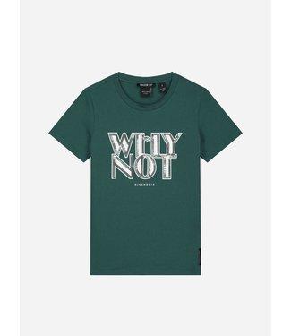 Nik & Nik Nik & Nik : T-shirt Why Not