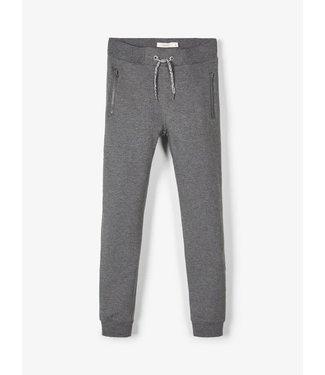 Name it Name it : Joggingbroek Honk (Dark grey melange)