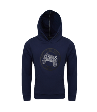 Someone Someone : Hoodie Lost (Navy)