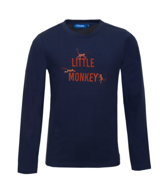 Someone Someone : Longsleeve Survive (Navy)