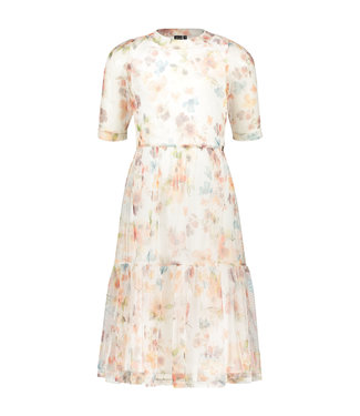 Like Flo Like Flo : Halflang gebloemd kleed
