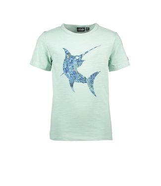 Like Flo Like Flo : Mintkleurige T-shirt