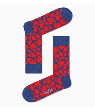 Happy socks Happy Socks : Hearts (Volwassenen)