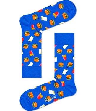 Happy socks Happy Socks : Hamburger (Volwassenen)