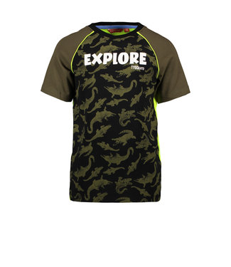 Tygo & Vito Tygo & Vito : T-shirt Explore