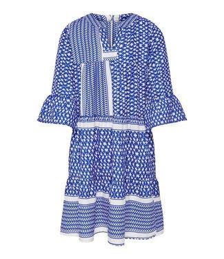 Only Kids Kids Only : Midi kleed Ella (Mazarine blue)