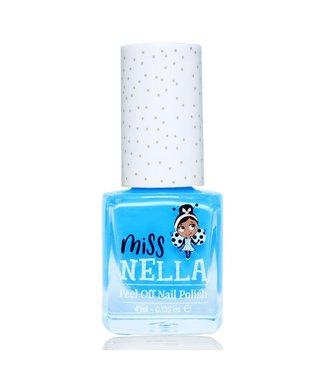 Miss Nella Miss Nella : Nagellak Mermaid Blue