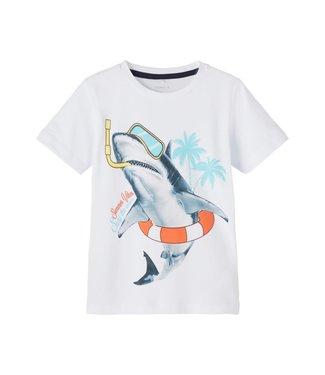 Name it Name it : T-shirt Ocean (white)
