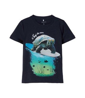 Name it Name it : T-shirt Ocean (Navy)