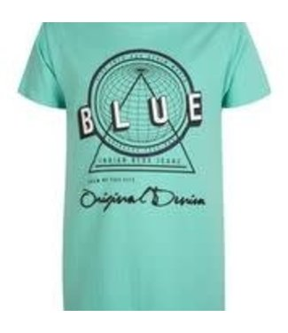 Indian Blue Jeans Indian Blue Jeans : T-shirt Blue