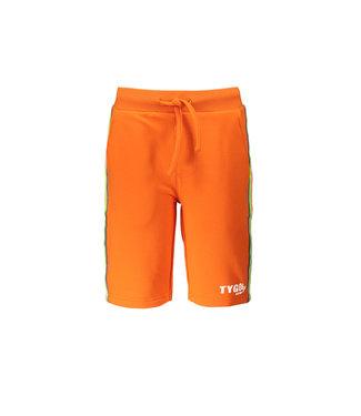 Tygo & Vito Tygo & Vito : Oranje stoffen short