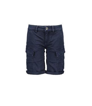 Tygo & Vito Tygo & Vito : Blauwe short met zakken