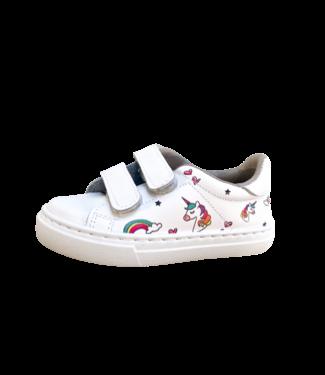 Cienta Cienta : Sneaker Blanco (unicorn)