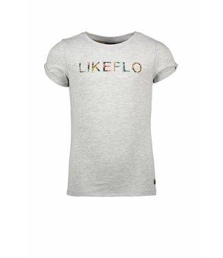 Like Flo Like Flo : T-shirt Like Flo (Grijs)