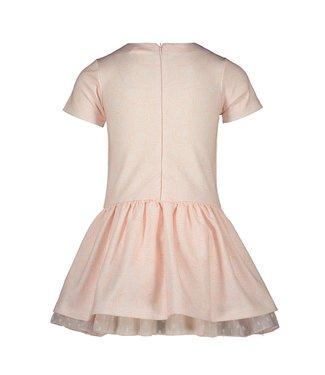 Le chic Le chic : Roze kleed met bloemenprint