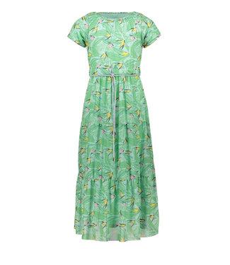 Nono Nono : Halflang groen kleed