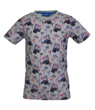 Someone Someone : T-shirt Victor (Grey melange)