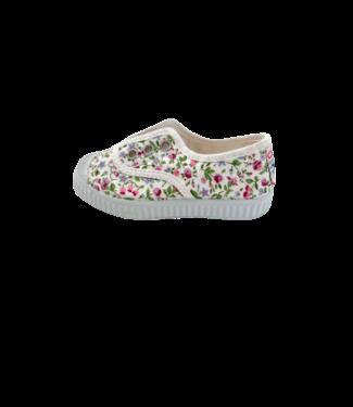 Cienta Cienta : Sneaker Blanco (Bloem)
