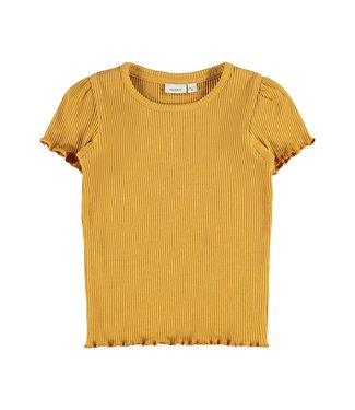 Name it Name it : T-shirt Dora (Yellow spruce)