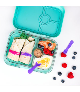 Yumbox Lunch Punch : Wrap bands - ROZE