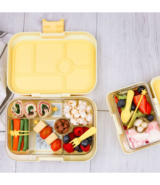 Yumbox Lunch Punch : Wrap bands - GEEL