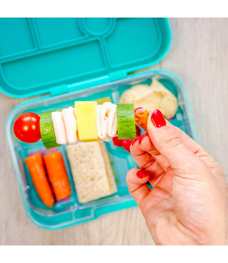 Yumbox Lunch Punch : Stix 4-pack - GEEL