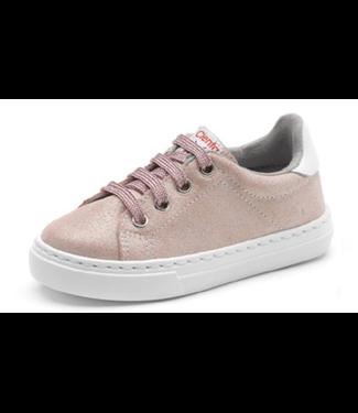 Cienta Cienta : Sneaker Rosa (veters)