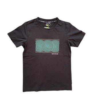 Someone Someone : T-shirt Lost (Black)