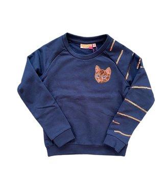 Someone Someone : Sweater Izzy (Navy)