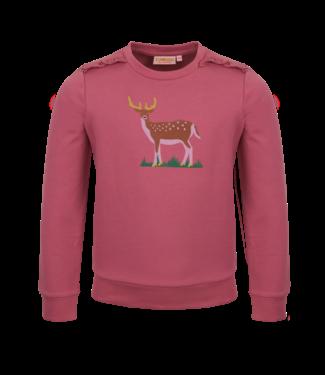 Someone Someone : Sweater Nara (Raspberry)