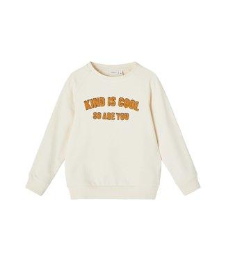 Name it Name it : Sweater Lakind (Whitecap gray)