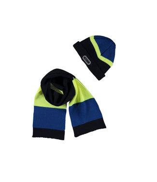 Tygo & Vito Tygo & Vito : Colorblock sjaal