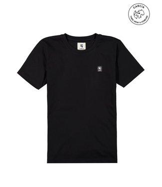 Garcia Garcia : T-shirt Off Black