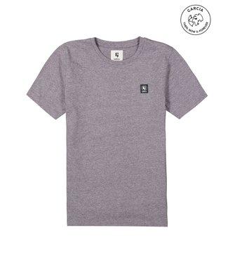 Garcia Garcia : T-shirt Dark Grey Melee