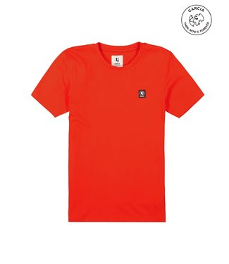Garcia Garcia : T-shirt Squash