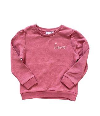 Name it Name it : Sweater Karla (Deco rose)