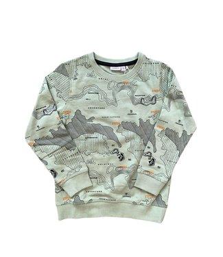 Name it Name it : Sweater Kiran (Basil)