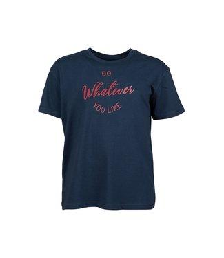 Someone Someone : T-shirt Jinte (Navy)