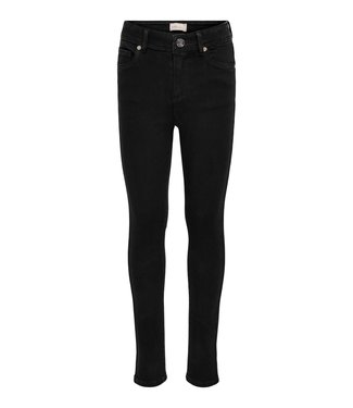 Only Kids Kids Only : Skinny jeans Wauw (Black)
