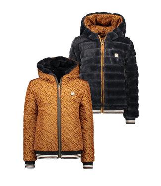 Like Flo Like Flo : Omkeerbare korte jas