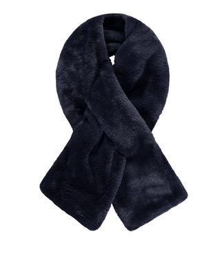 Like Flo Like Flo : Blauw/grijze sjaal